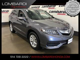 Used 2017 Acura RDX TECH PKG|NAVI|CUIR|TOIT| for sale in Montréal, QC