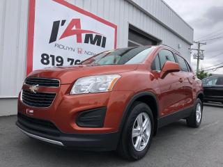 Used 2015 Chevrolet Trax AWD 4DR LT W-1LT for sale in Rouyn-Noranda, QC