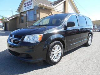 Used 2014 Dodge Grand Caravan SXT Loaded StowNGo DVD Back-up Camera Certified for sale in Rexdale, ON