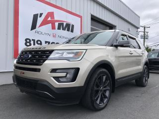 Used 2017 Ford Explorer 4WD 4dr XLT for sale in Rouyn-Noranda, QC