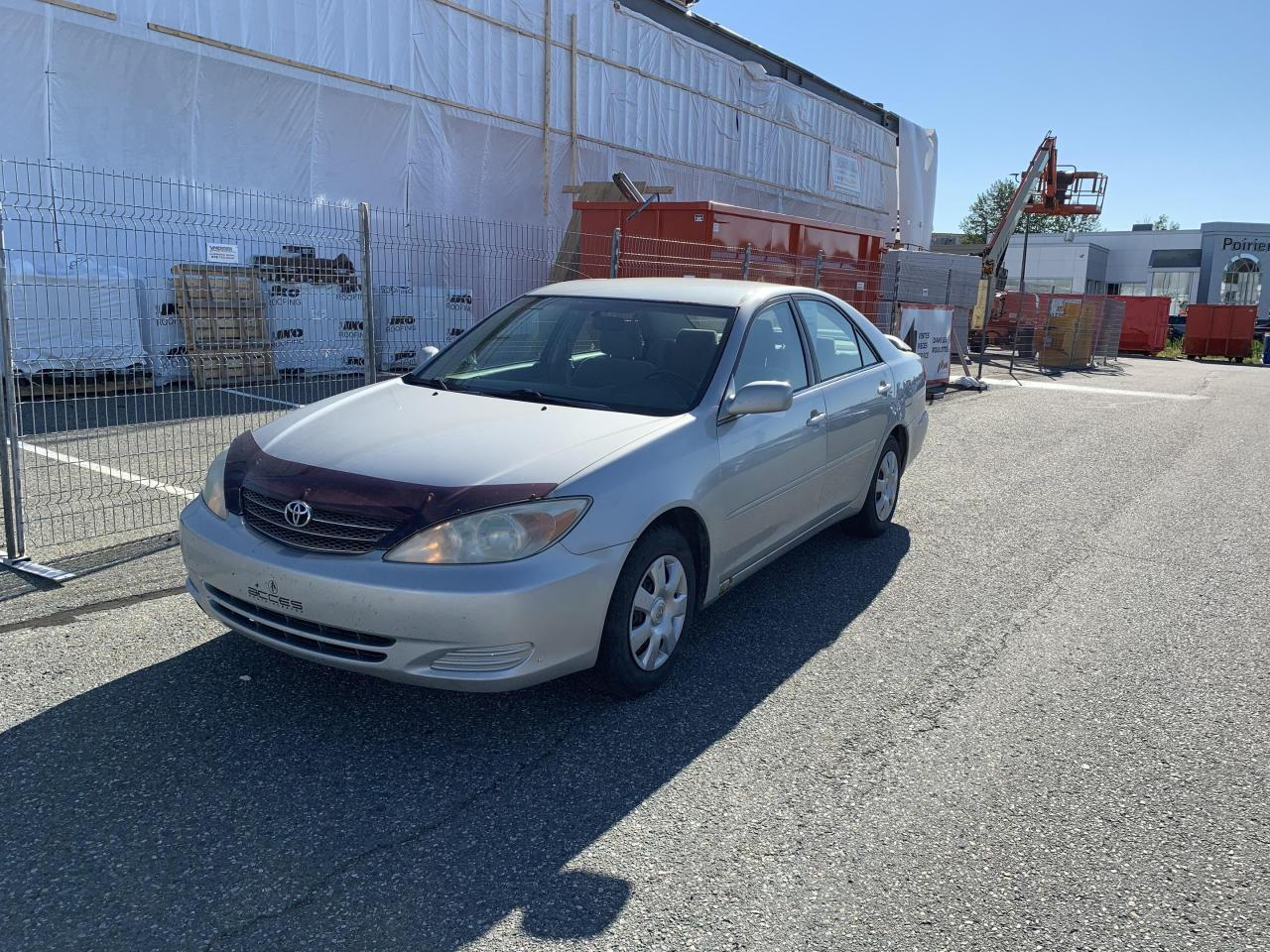 used 2004 toyota camry 4dr sdn le auto for sale in rouyn-noranda, quebec carpages.ca