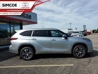 New 2020 Toyota Highlander XLE  - Power Moonroof -  Power Liftgate - $371 B/W for sale in Simcoe, ON