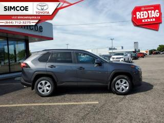 New 2020 Toyota RAV4 LE  - Heated Seats - $218 B/W for sale in Simcoe, ON