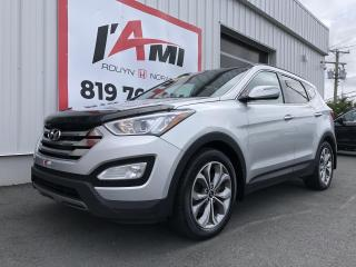 Used 2015 Hyundai Santa Fe Sport AWD 4dr 2.0T Limited w-Saddle Int for sale in Rouyn-Noranda, QC
