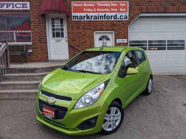 2014 Chevrolet Spark LT Hatchback Automatic Bluetooth