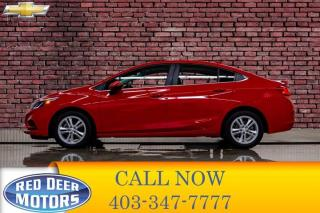 Used 2016 Chevrolet Cruze LT Manual Roof BCam for sale in Red Deer, AB