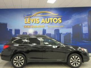 Used 2017 Subaru Outback 3.6R LIMITED AWD GPS CUIR CAMERA DE RECU for sale in Lévis, QC
