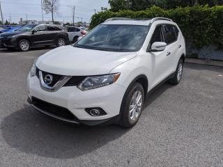 Used 2016 Nissan Rogue SV AWD A/C MAGS TOIT PANO CAMERA DE RECU for sale in St-Hubert, QC