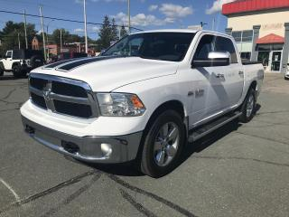Used 2017 RAM 1500 Cabine multiplaces 4RM, 140,5 po Big Hor for sale in Sherbrooke, QC
