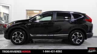 Used 2019 Honda CR-V TOURING + HONDA SENSING + GPS! for sale in Trois-Rivières, QC