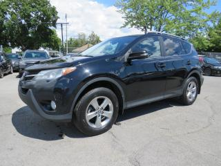 Used 2015 Toyota RAV4 XLE AWD Toit Ouvrant Caméra Mags for sale in St-Eustache, QC