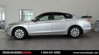 Used 2008 Honda Accord LX + DEMARREUR! for sale in Trois-Rivières, QC
