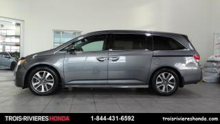 Used 2014 Honda Odyssey TOURING + CUIR + GPS + DVD ! for sale in Trois-Rivières, QC