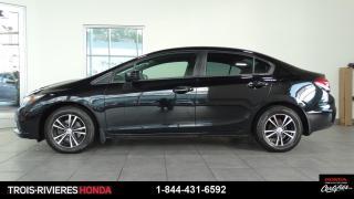 Used 2015 Honda Civic LX + GARANTIE 7/130 + BAS KILO! for sale in Trois-Rivières, QC