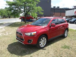 Used 2015 Mitsubishi RVR GT ~ AWD ~ BLUETOOTH ~ LOW KM for sale in Toronto, ON