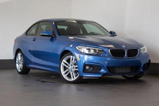 Used 2017 BMW 2 Series 230i Xdrive for sale in Ste-Julie, QC