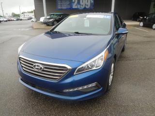 Used 2016 Hyundai Sonata 2.4L,GLS,TOIT,CAMÉRA,BANCS E VOLANT CHAUFF.,A/C for sale in Mirabel, QC