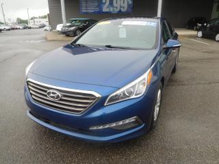 Used 2016 Hyundai Sonata 2.4L,GLS,TOIT,CAMÉRA,BANCS E VOLANT CHAUFF.,A/C for sale in Mirabel, QC