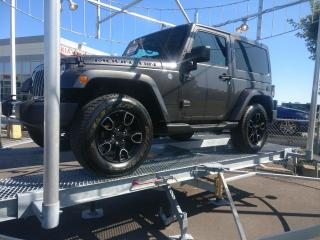Used 2017 Jeep Wrangler SMOKY MOUNTAIN EDITION **2 TOIT** for sale in St-Eustache, QC