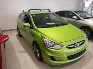 Used 2013 Hyundai Accent GL AUTOMATIQUE 5 PORTES for sale in St-Eustache, QC