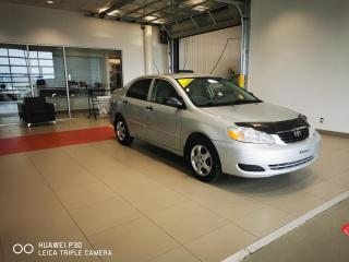 Used 2005 Toyota Corolla 4dr Sdn CE Manual for sale in Beauport, QC