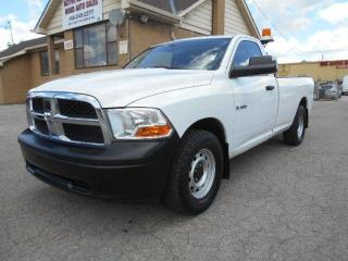 Used 2010 Dodge Ram 1500 ST 4.7L V8 Regular Cab 8Ft Box Power Liftgate 126K for sale in Etobicoke, ON