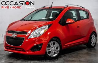 Used 2013 Chevrolet Spark LS BLUETOOTH+A/C+GR.ELECTRIQUE for sale in Boisbriand, QC