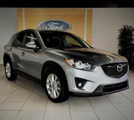 Used 2015 Mazda CX-5 GT - AWD - CUIR/TOIT/CAMERA - WOW for sale in Drummondville, QC