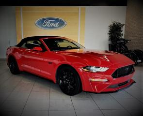 Used 2018 Ford Mustang GT - PREMIUM/CONVERTIBLE - BAS PRIX for sale in Drummondville, QC