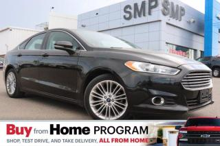 Used 2013 Ford Fusion SE- Sunroof, Remote Start, Heated Seats for sale in Saskatoon, SK