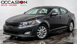 Used 2015 Kia Optima EX CUIR+TOIT.PANO+CAM.RECUL for sale in Boisbriand, QC