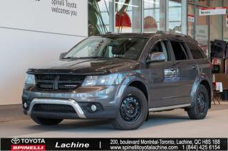 Used 2018 Dodge Journey Crossroad AUCUN DOMMAGES for sale in Lachine, QC