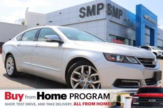 Used 2019 Chevrolet Impala Premier - Leather, Panoramic Sunroof, Remote Start, Back Up Camera for sale in Saskatoon, SK