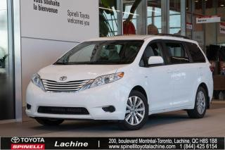 Used 2017 Toyota Sienna LE AWD AWD RARE!! for sale in Lachine, QC