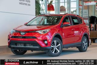 Used 2017 Toyota RAV4 XLE AWD!! BAS MILEAGE for sale in Lachine, QC