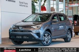 Used 2016 Toyota RAV4 LE FWD FREINS NEUF AU COMPLET for sale in Lachine, QC