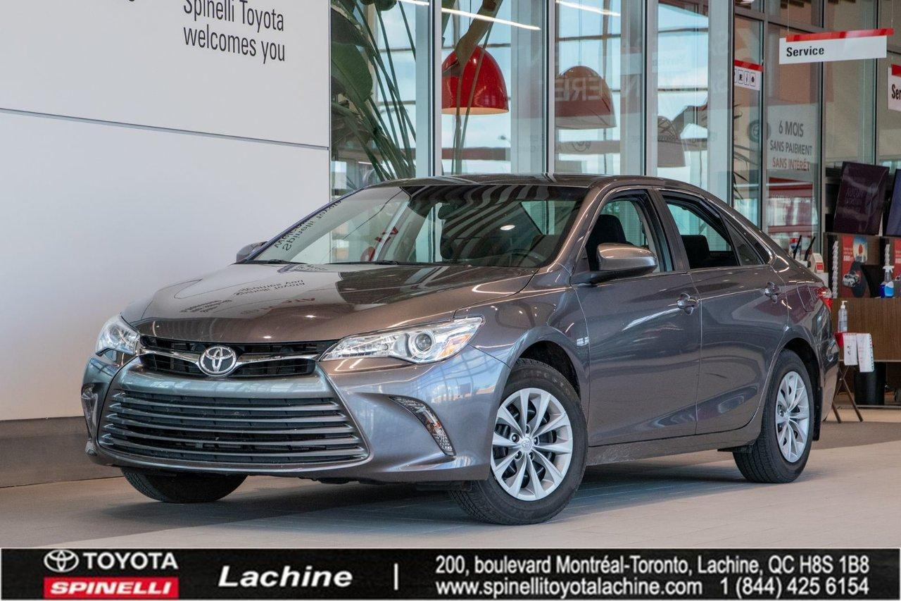 used 2017 toyota camry le for sale in lachine, quebec carpages.ca