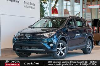 Used 2017 Toyota RAV4 XLE for sale in Lachine, QC