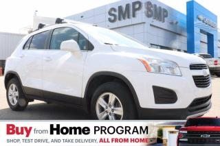 Used 2014 Chevrolet Trax LT- Pwr Seat, Remote Start, Back Up Camera for sale in Saskatoon, SK