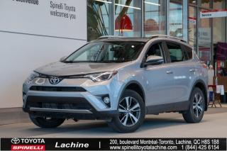 Used 2016 Toyota RAV4 XLE PNEU DHIVER INCLUS for sale in Lachine, QC