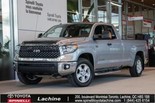 Used 2018 Toyota Tundra DOUBLE CAB LB SR5 Plus DOUBLE CAB LB!!! RARE!!! for sale in Lachine, QC