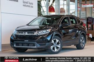 Used 2017 Honda CR-V LX FWD for sale in Lachine, QC
