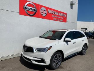 Used 2017 Acura MDX Nav Pkg 4dr AWD SH-AWD for sale in Edmonton, AB