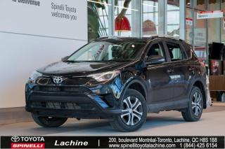 Used 2016 Toyota RAV4 LE FWD AUCUN ACCIDENT! for sale in Lachine, QC