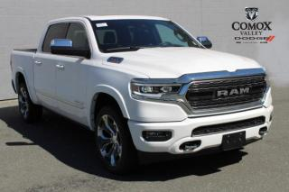 Used 2020 RAM 1500 Limited 4x4 Crew Cab 5'7 for sale in Courtenay, BC