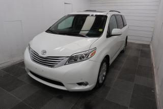 Used 2015 Toyota Sienna XLE for sale in Winnipeg, MB