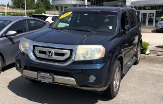 Used 2009 Honda Pilot EX for sale in Winnipeg, MB