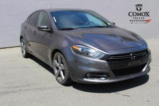 Used 2015 Dodge Dart 4dr Sdn GT for sale in Courtenay, BC