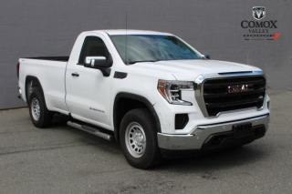 Used 2019 GMC Sierra 1500 4WD Reg Cab 140 for sale in Courtenay, BC