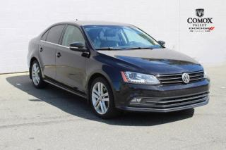 Used 2016 Volkswagen Jetta 4dr 1.8 TSI Auto Highline for sale in Courtenay, BC